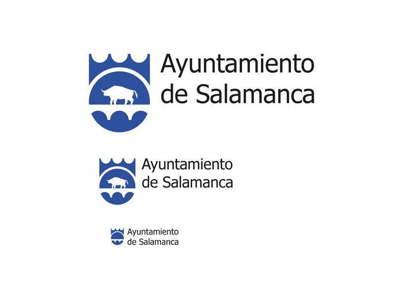 Propuesta rediseño identidad corporativa Ayuntamiento de Salamanca 1