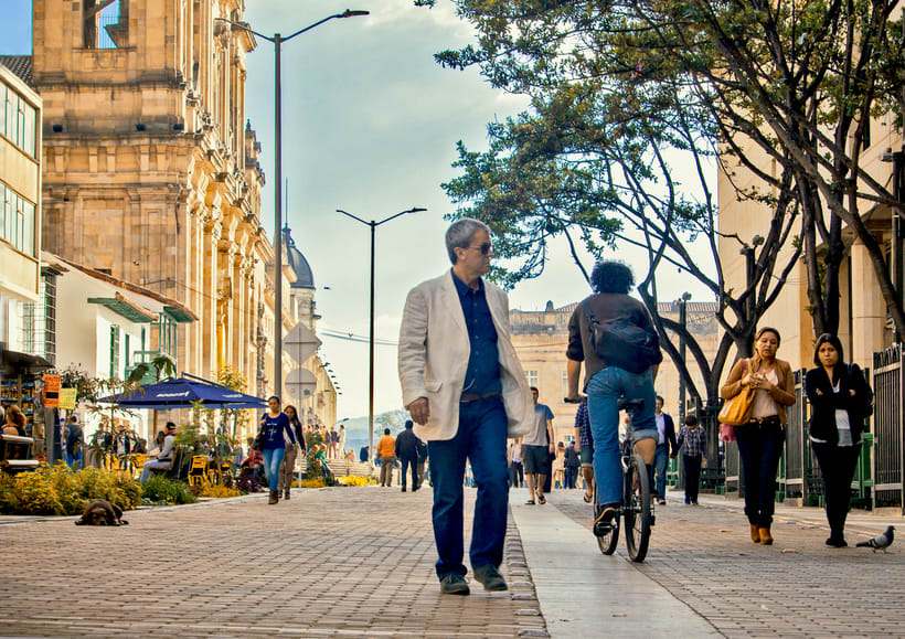 Plaza de Bolívar, Bogotá DC : Fotografía arquitectónica y urbana  1