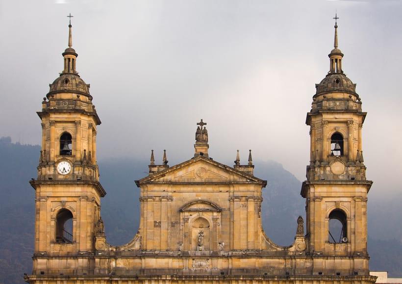 Plaza de Bolívar, Bogotá DC : Fotografía arquitectónica y urbana  3
