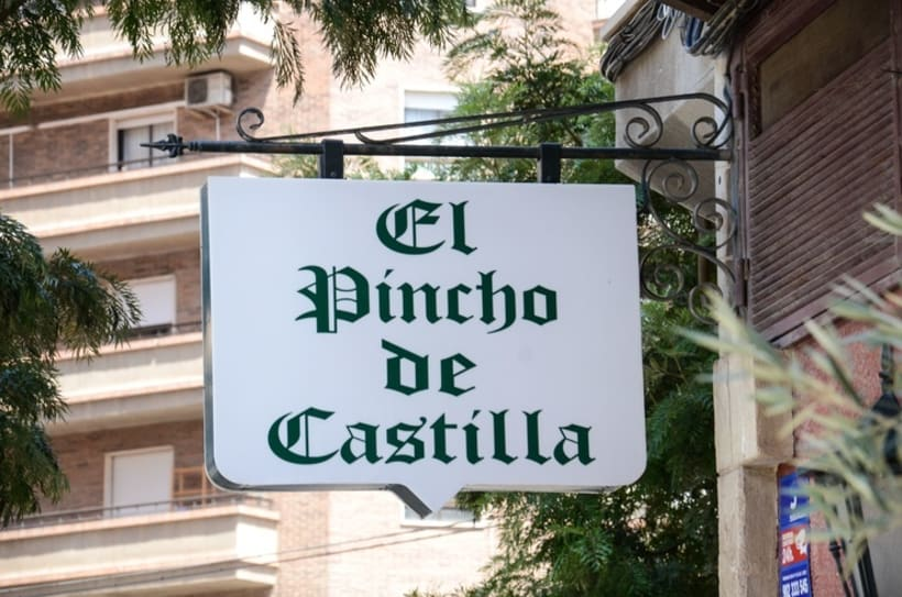 Pincho de Castilla 2
