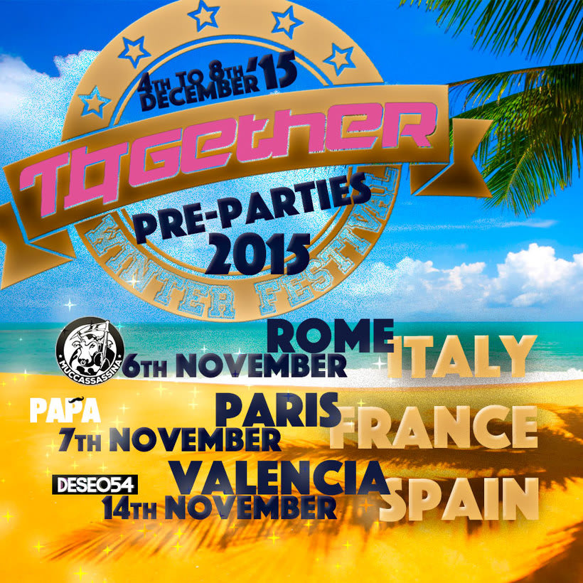 TOGETHER FESTIVAL 2015 5