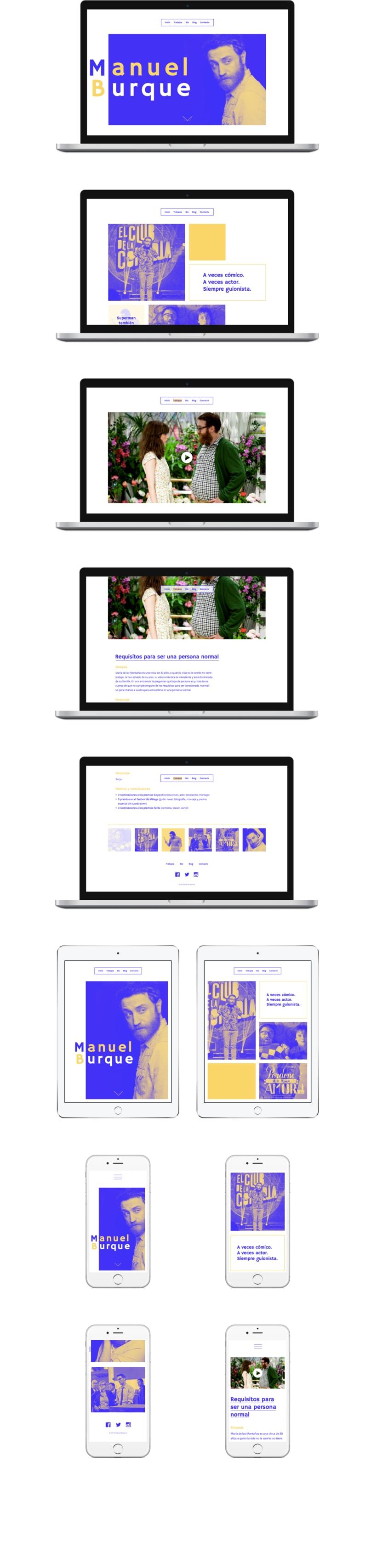 Mi Proyecto del curso: Diseño web: Be Responsive! 2