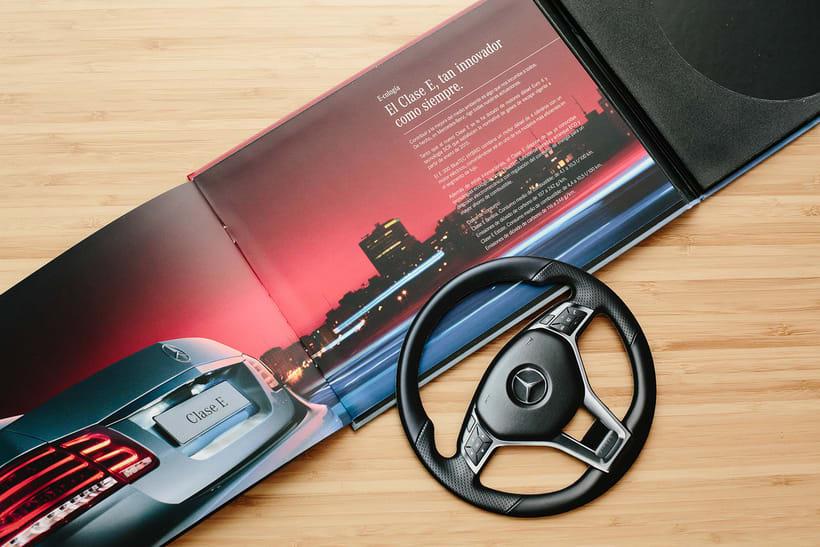 Mercedes-Benz Clase E 5