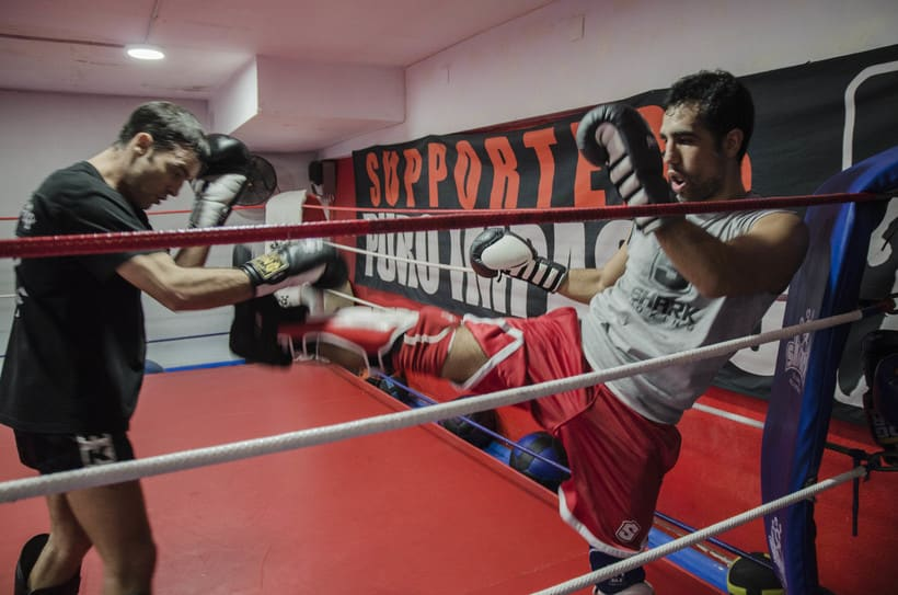 KickBox Trainning 1