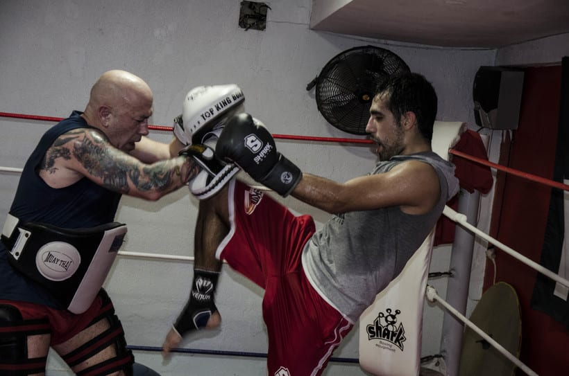 KickBox Trainning 6