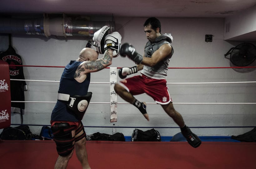 KickBox Trainning 10