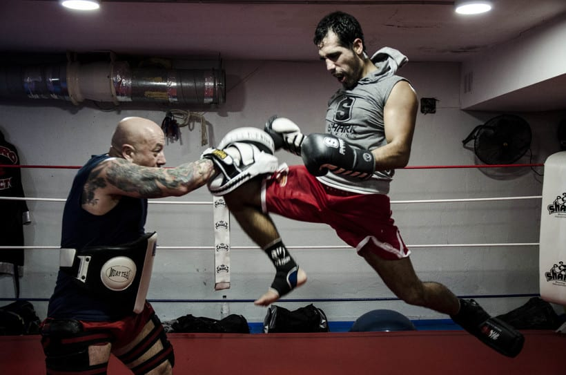 KickBox Trainning 11
