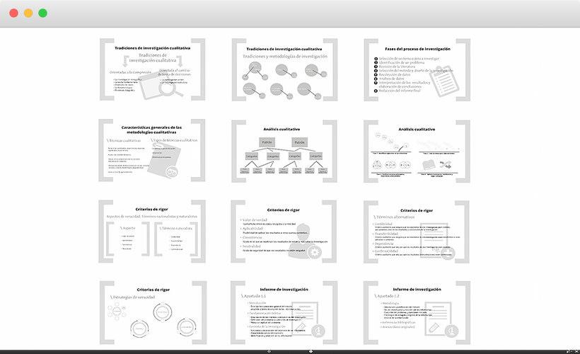 Diseño de presentaciones Prezi, y tutoriales PowerPoint - UNIVERSITAT BARCELONA y LA CAIXA 2