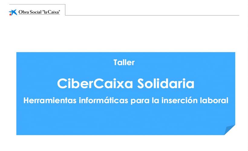 Diseño de presentaciones Prezi, y tutoriales PowerPoint - UNIVERSITAT BARCELONA y LA CAIXA 3