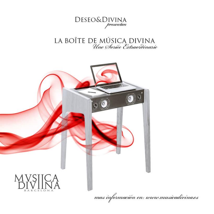 Musica Divina Flyers 0
