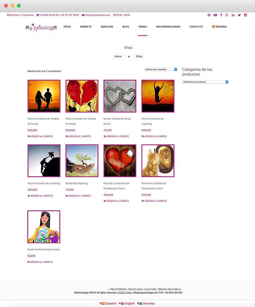 Branding, website, marketing online, SEO, E-book, presentaciones digitales, fotografía, videos y redacción de contenidos 2