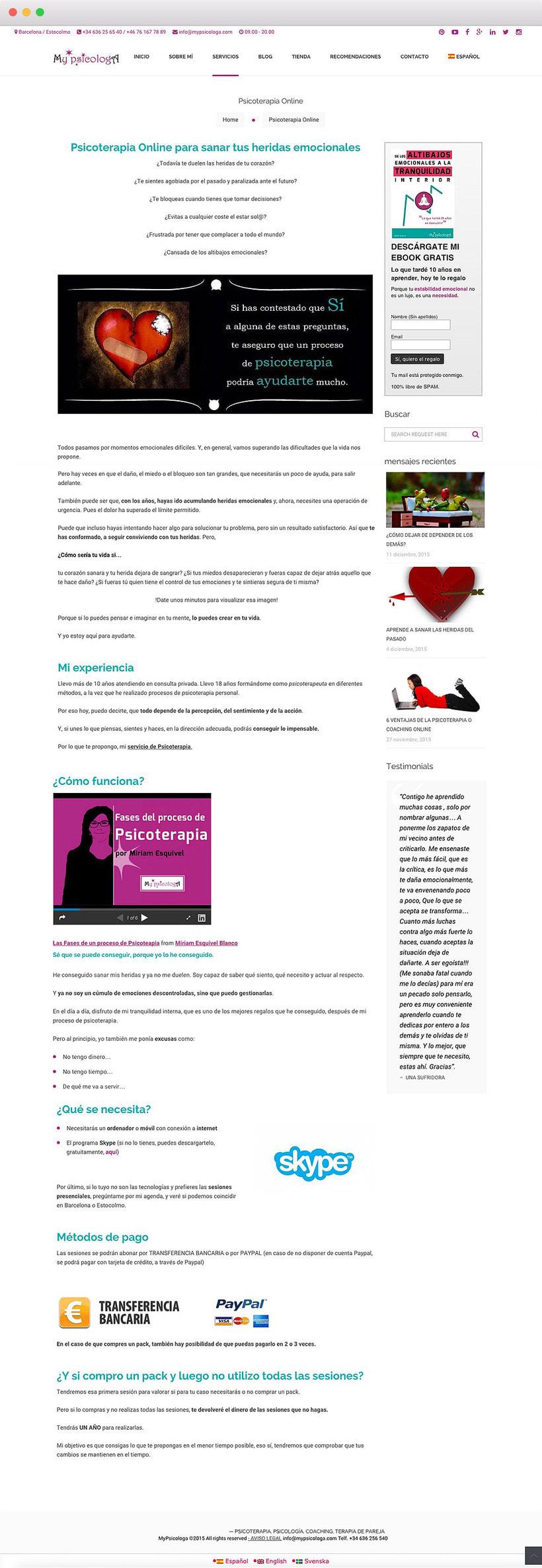 Branding, website, marketing online, SEO, E-book, presentaciones digitales, fotografía, videos y redacción de contenidos 3