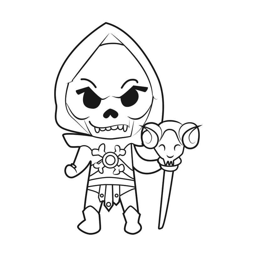 Skeletor 0