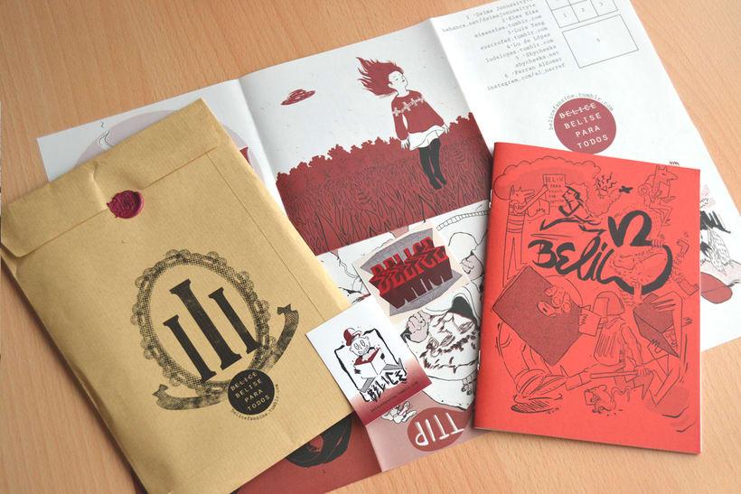Belice fanzine #3 2