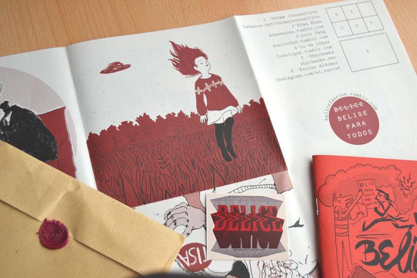 Belice fanzine #3 3