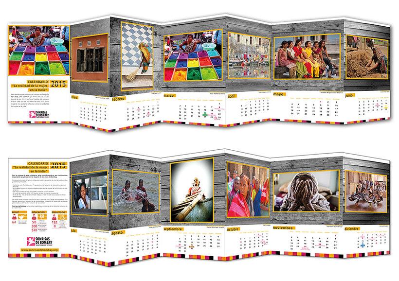 Calendario 2015, 2016 y las Tarjetas Navideñas - SONRISAS DE BOMBAY 8