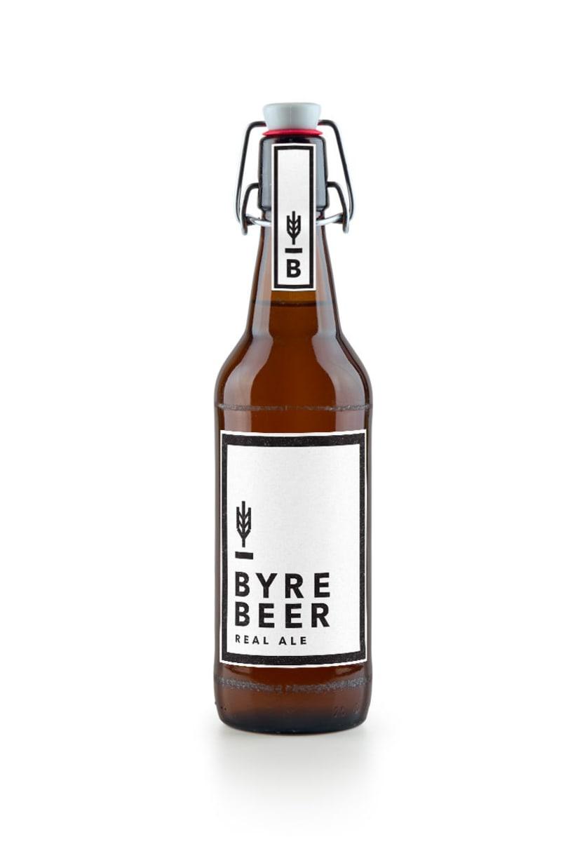 BYRE BEER 1