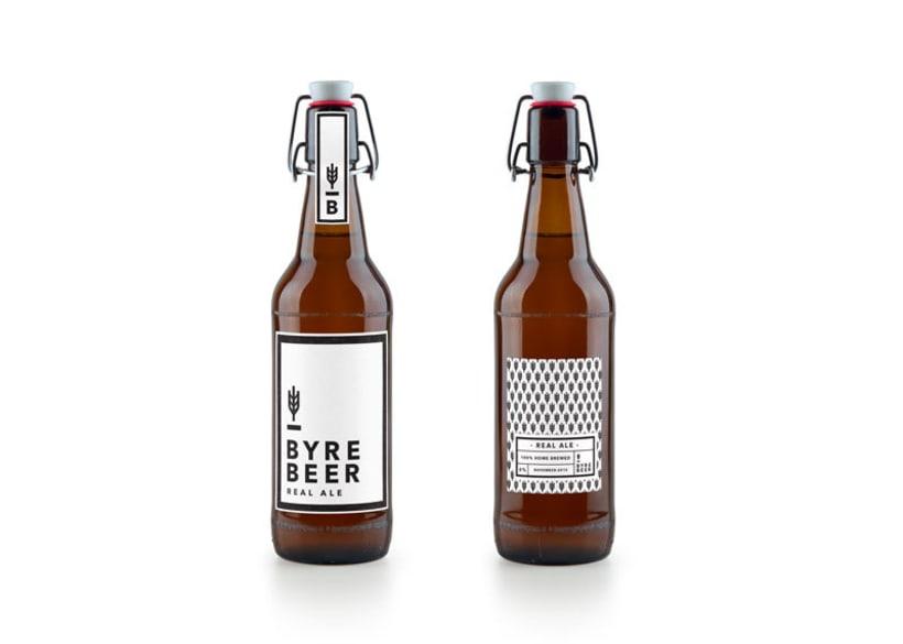 BYRE BEER 0