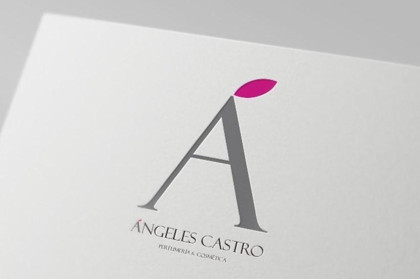 Ángeles Castro | Perfumería 1
