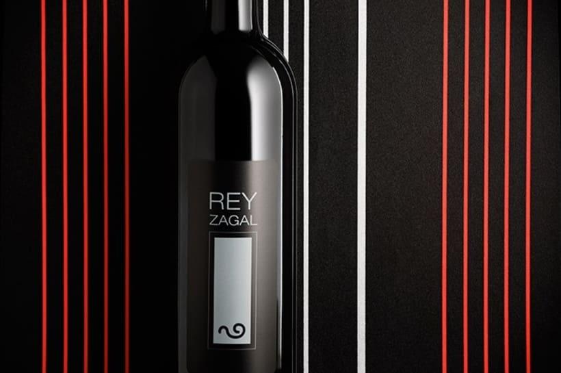 Vinos Rey Zagal  -1