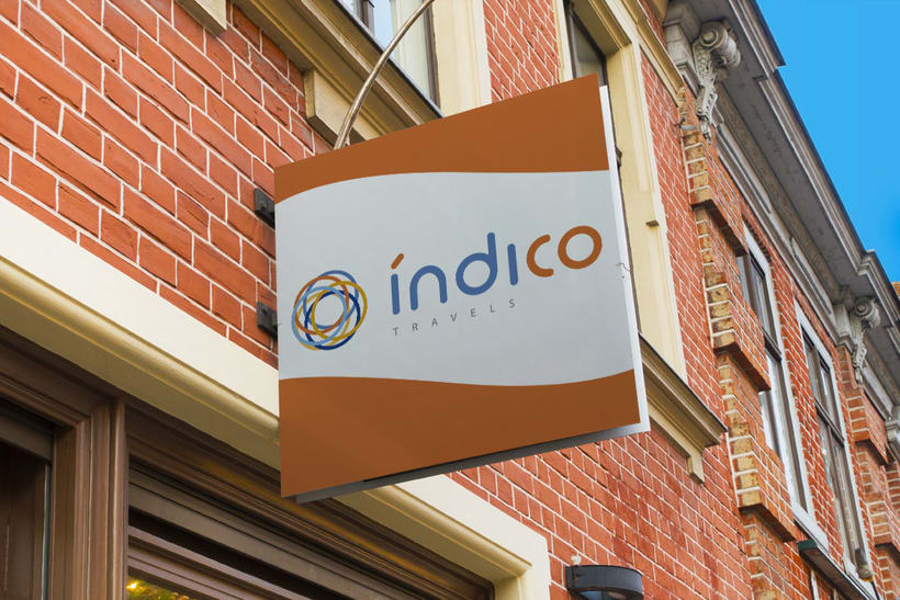 Branding Índico travels 5