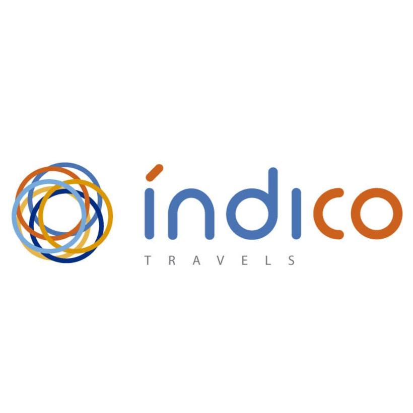 Branding Índico travels 1