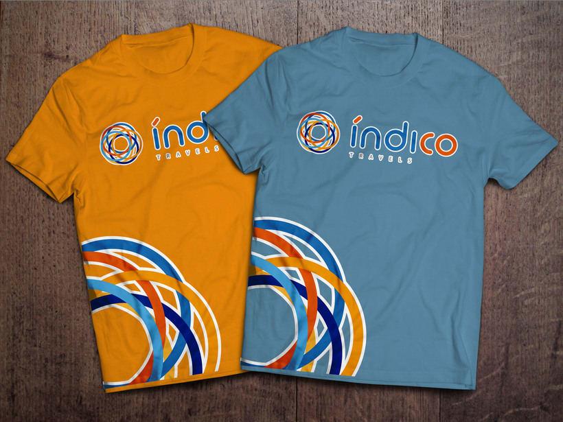 Branding Índico travels 7
