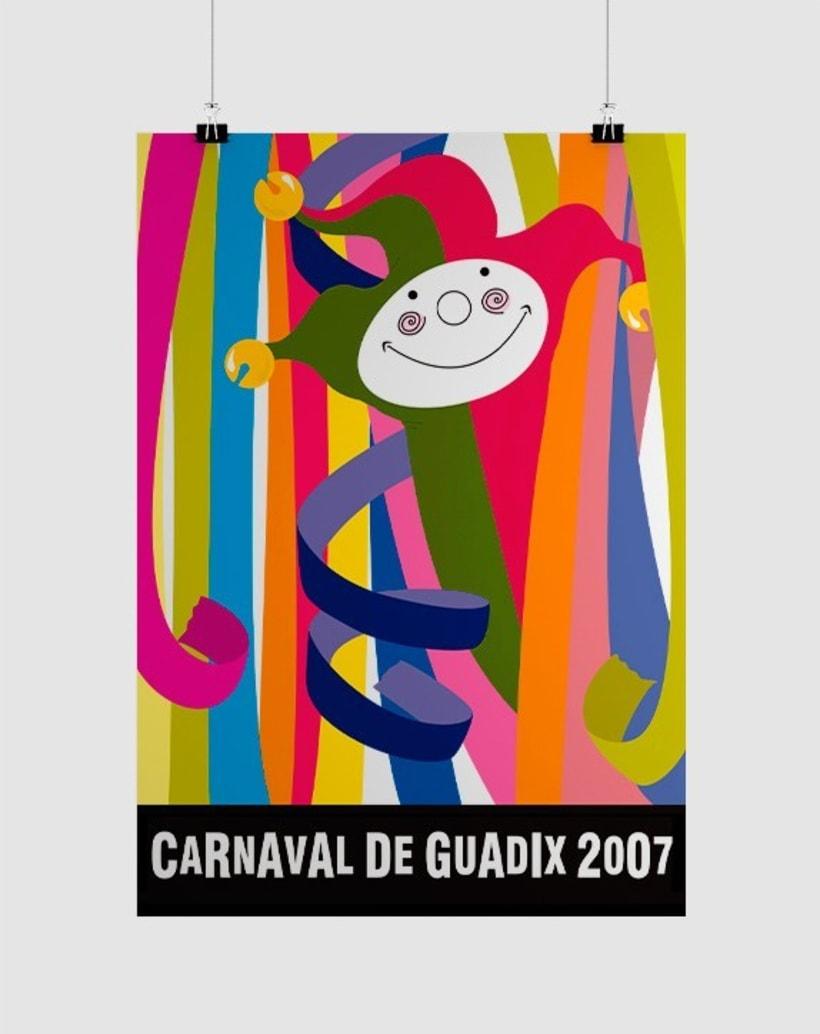 Carnaval de Guadix 2007 -1