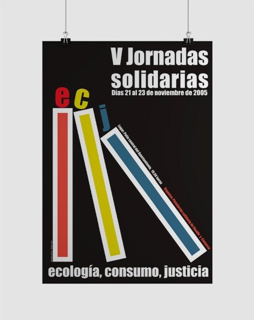 V Jornadas Solidarias -1