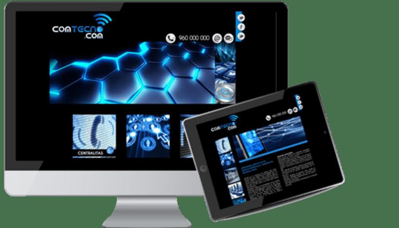 COMTECNO comunicación & tecnología 0