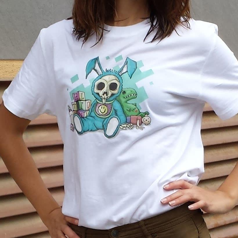 Ilustración para camiseta 2