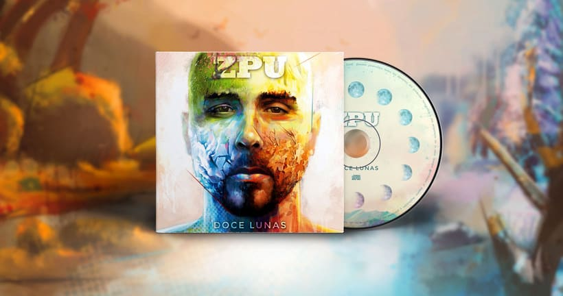 CD álbum ZPU 1