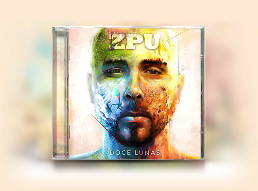 CD álbum ZPU 2
