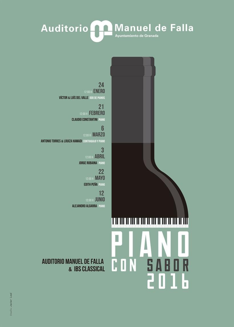 Piano con sabor 2016 0