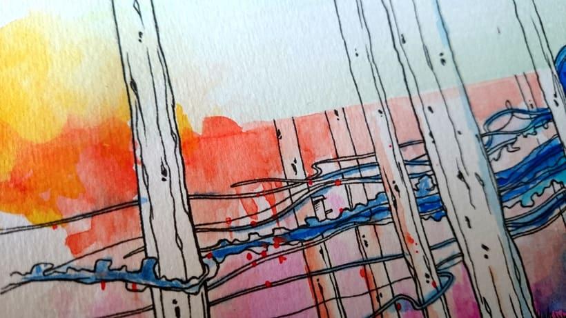 Bosques Acuáticos. Medusa 2