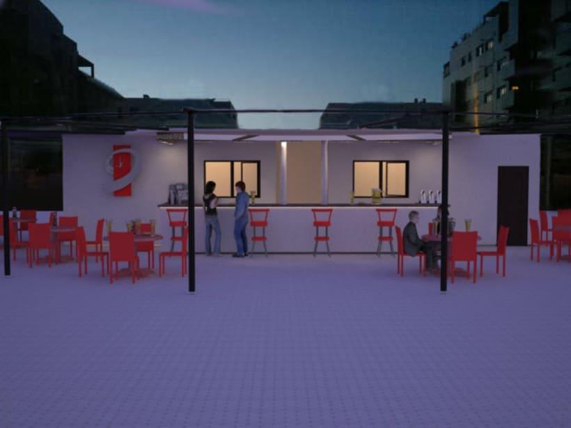 Kiosco/Bar de Armilla 2