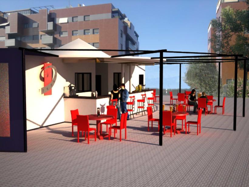 Kiosco/Bar de Armilla 1