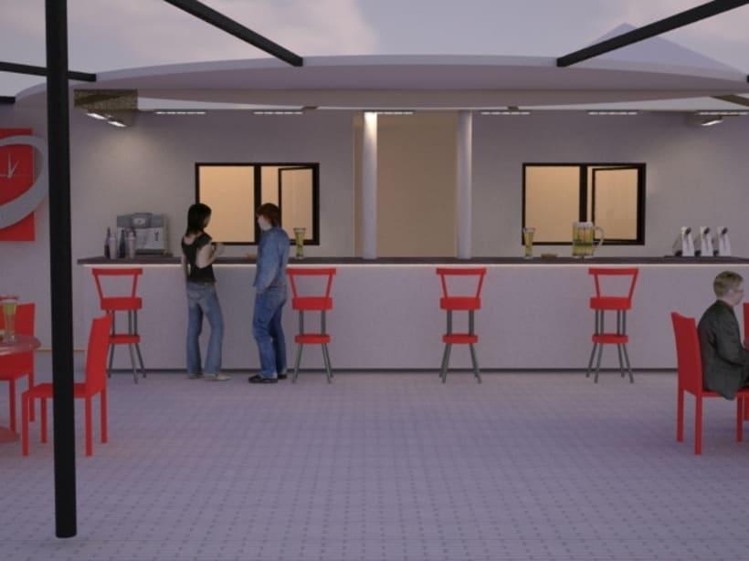 Kiosco/Bar de Armilla 3