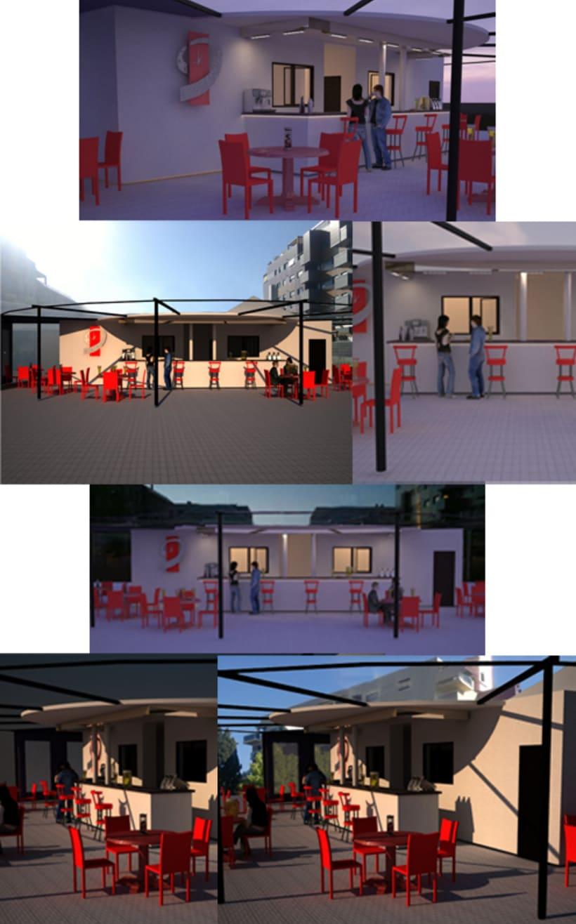 Kiosco/Bar de Armilla 4