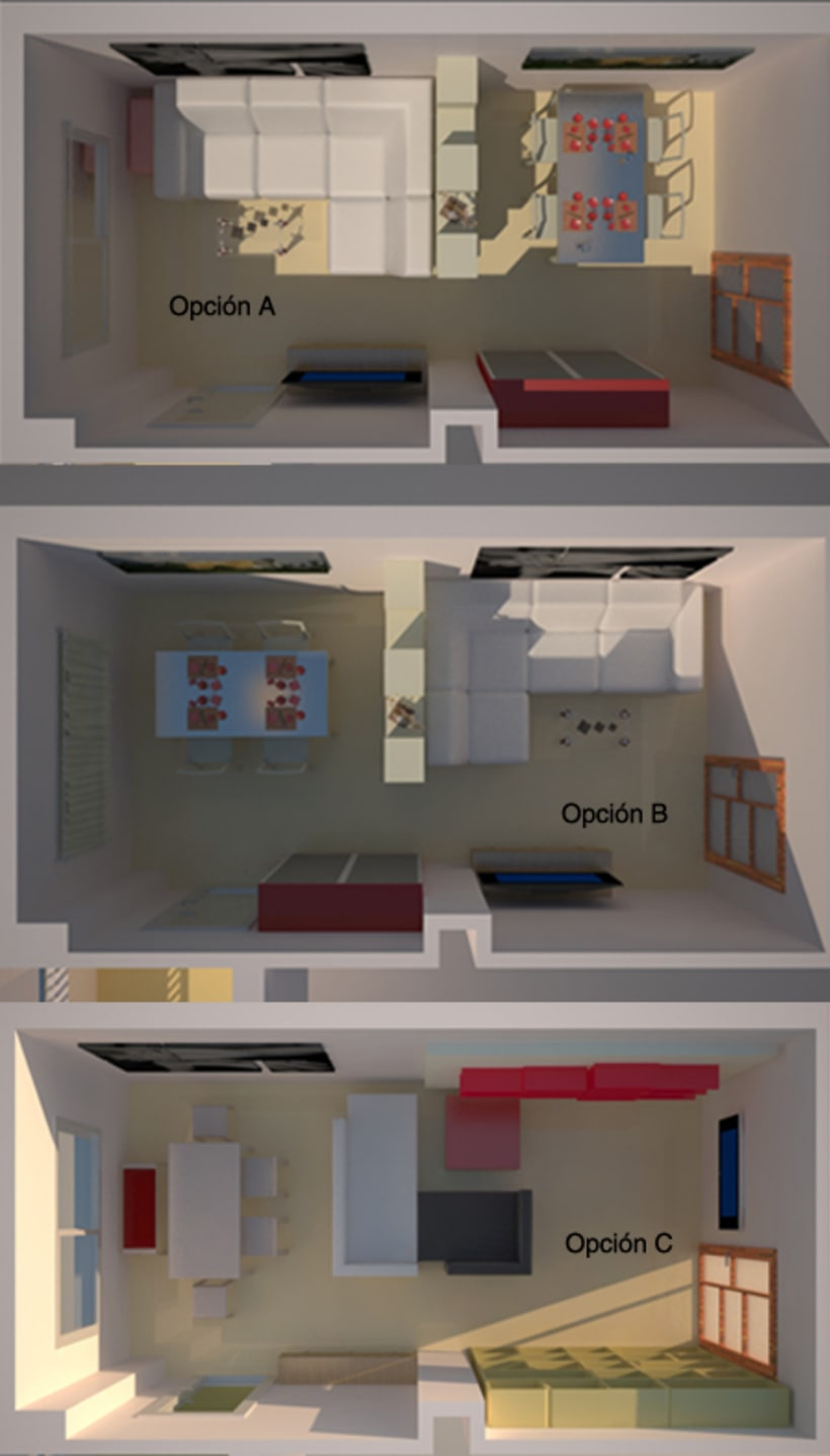 Diseño de interior 3