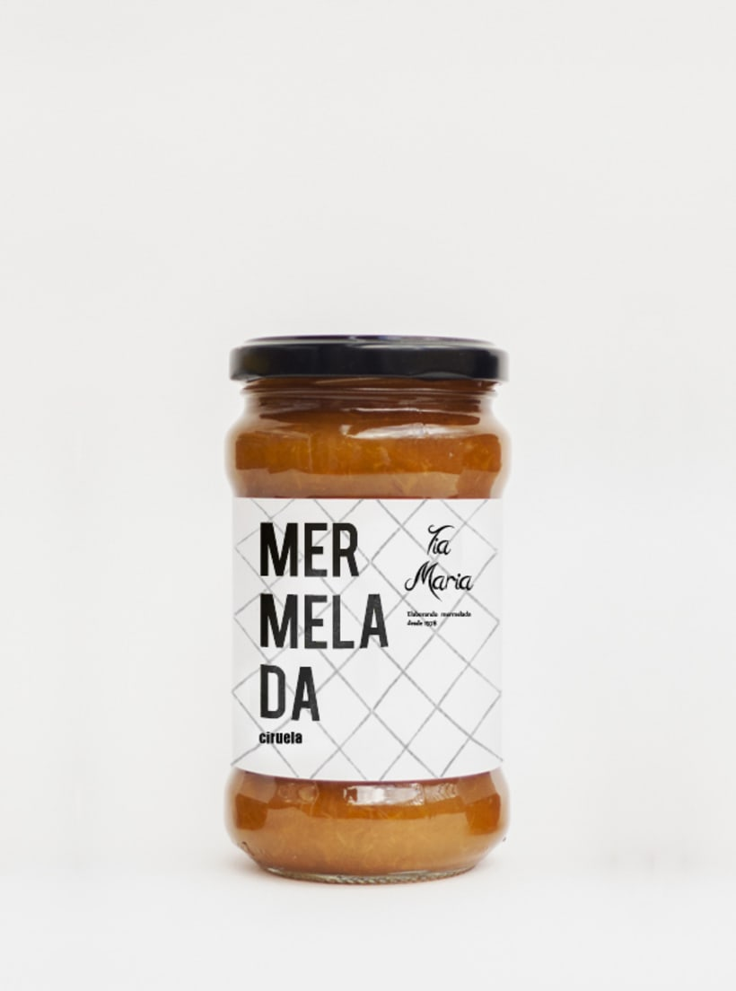 Packaging Mermelada Tía María 1