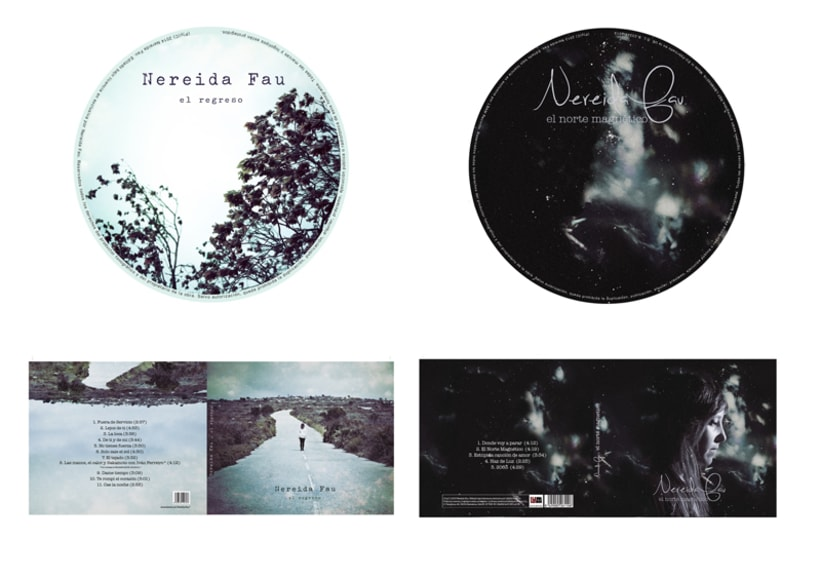 Arte CD Nereida Fau -1