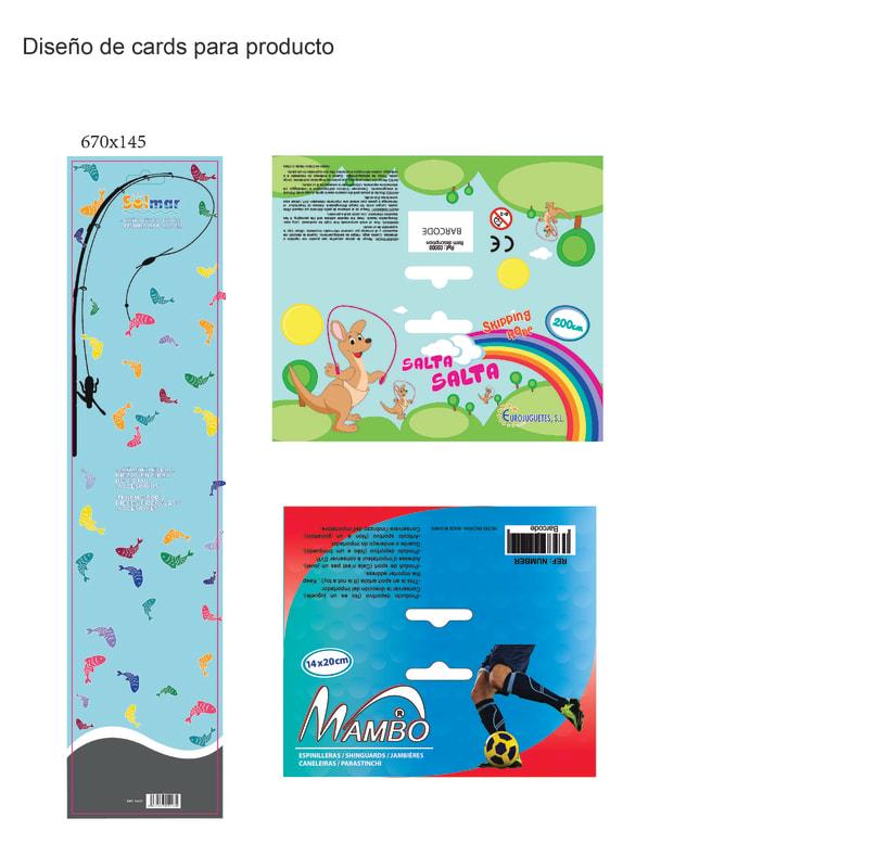 Cards para producto -1