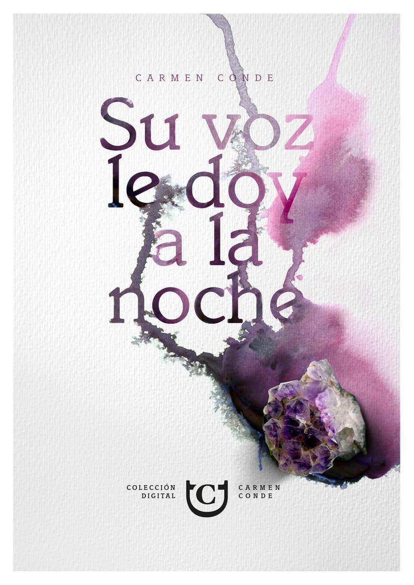 Colección digital de poesía de Carmen Conde 2