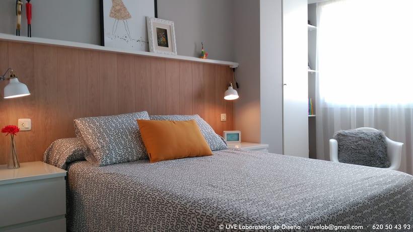Dormitorio nórdico 3