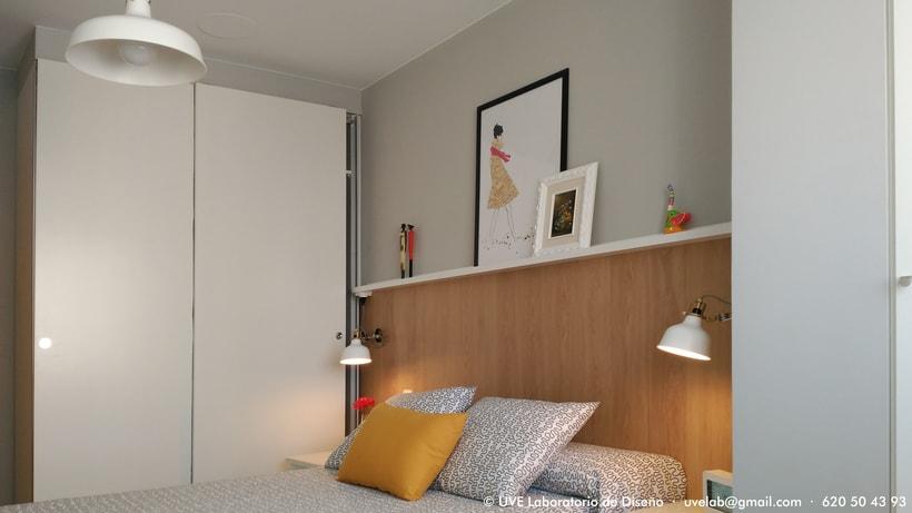 Dormitorio nórdico 5