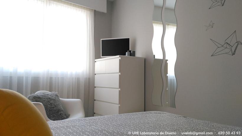 Dormitorio nórdico 7