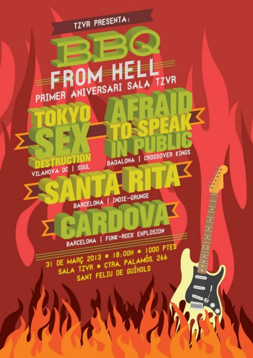 Cartel BBQ FROM HELL 13 -1