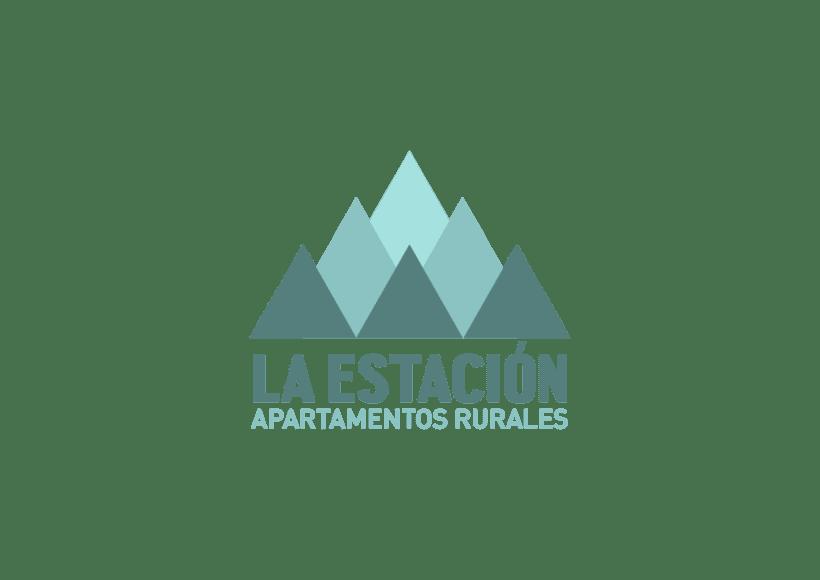 IMAGEN CORPORATIVA, WEB E ILUSTRACIONES PARA LA ESTACIÓN, APARTAMENTOS RURALES -1