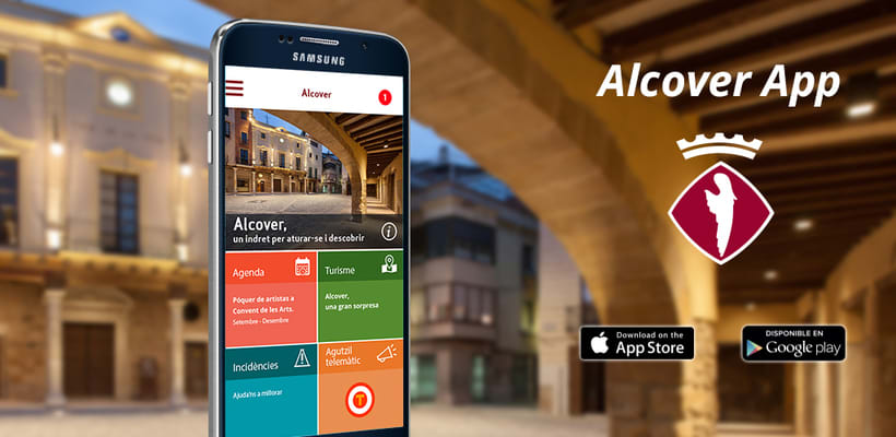 Alcover App. App oficial del Ayuntamiento de Alcover, Tarragona 0
